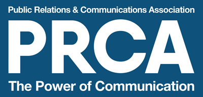 PRCA public relations and communications association logo