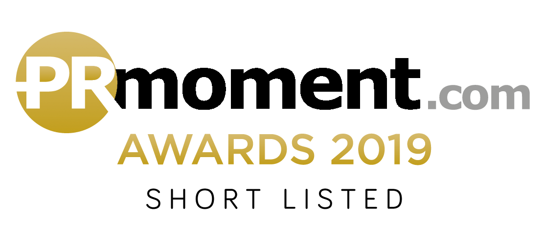 PRmoments Awards shortlist logo